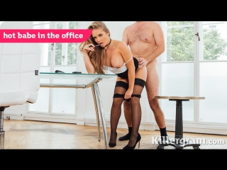 Alessandra Jane (Hot Babe In The Office) sex porno