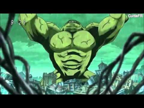 [Toriko AMV]-The Four Beast Final Showdown720p