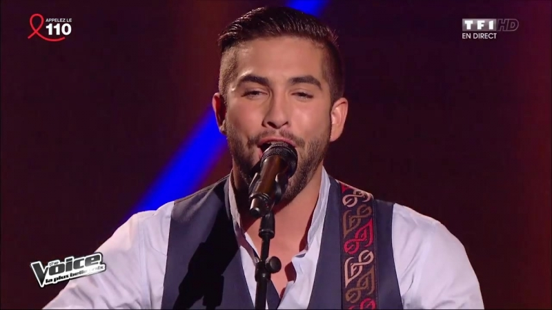 Amel Bent – Ma philosophie _ Kendji Girac _ The Voice France 2014 _ Prime 1