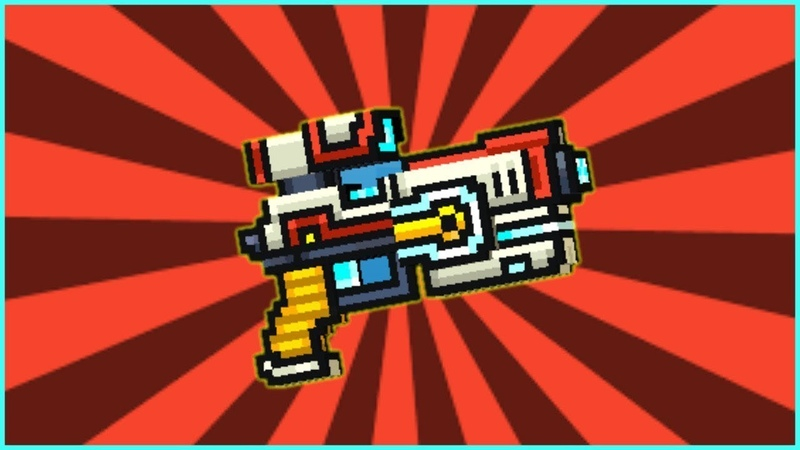 Pixel Gun 3D - Royal Revolver [Review]