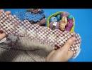 Вязание крючком. Совместить вязание и вышивку