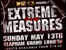 IPW:UK CZW Extreme Measures 2018 (2018.05.13)