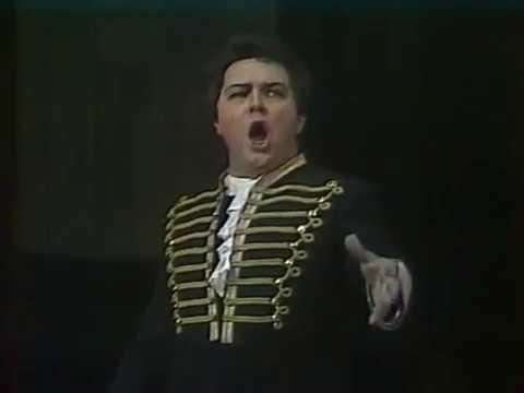 Vladimir Atlantov - Hermann's Act III aria / Tchaikovsky's Queen of Spades