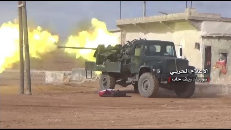Подразделения Сирийской армии и союзников восстановили контроль в деревнях Кайтал и Умм Тина