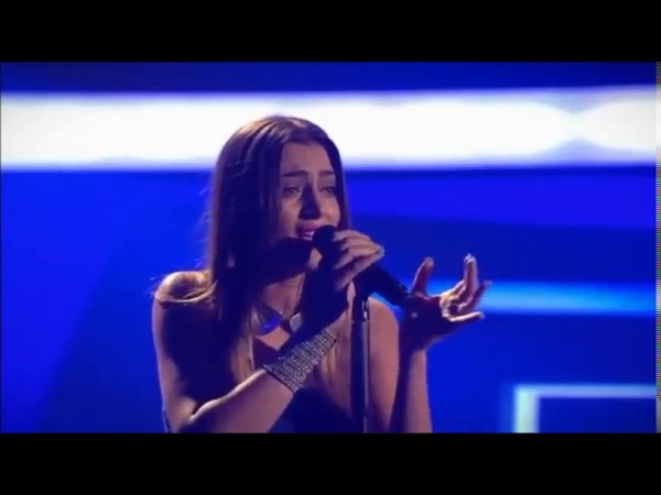 Шоу Голос Германия Ивета Мукучян с песней Эйфория The Voice of Germany 2012 Iveta Mukuchyan with the song Euphoria Blind Audition