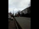 Транспортировка шлюза для Белорусской АЭС