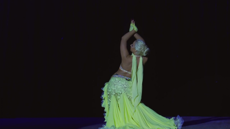 DIVADARINA. Modern Oriental. Festival AZHAR 2016 UKRAINE Chernigov