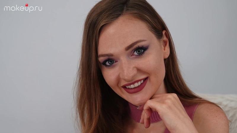 Вечерний макияж на выпускной