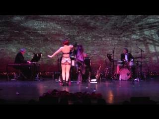 The 5th Annual KC Burlesque Festival - Eva La Feva