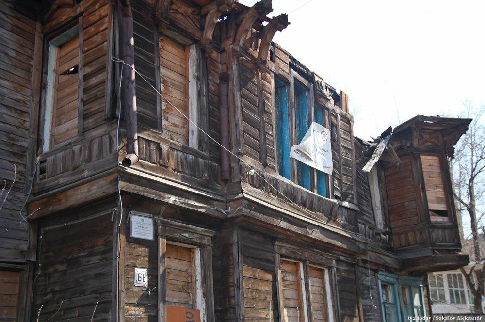 «Особо охраняемый дом» по Тверской 66