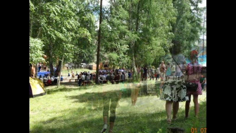 Фестиваль русской культуры с. Сизим 2017