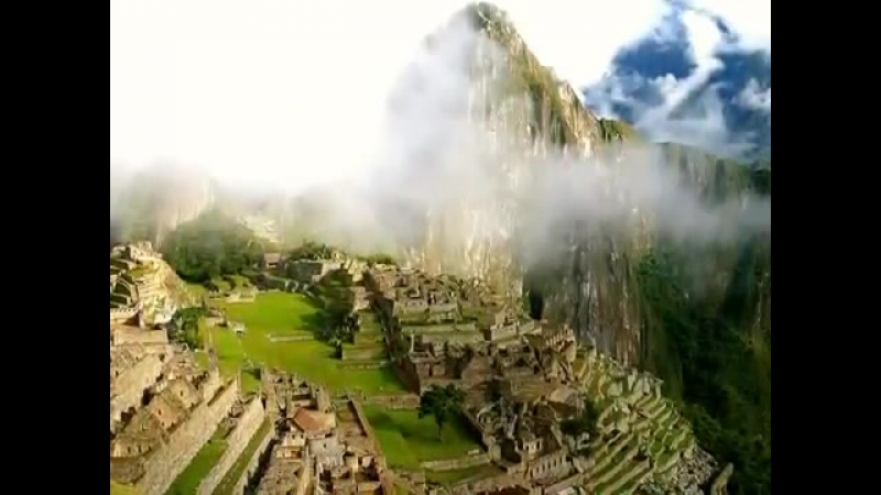 Macchu Picchu Region Cusco Peru