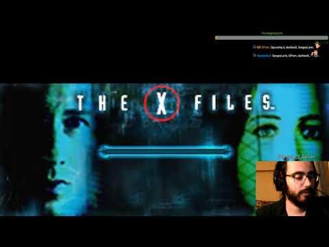 Прохождение X Files Часть 1Обыск