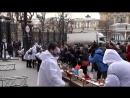 Сбор на Манежной площади в память о погибших в Кемерово (LIVE)