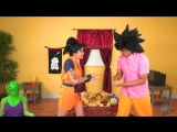 Dragon Ball Z Porn Parody_ Dragon Boob Z (Trailer)