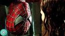 Поцелуй Человека-Паука и Мэри Джейн. | Человек-паук | 2002 год.