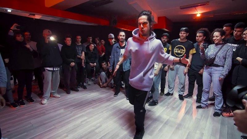 The Intensive HipHop Weekend Vol. 2    Exibition Battle    AOD   Danceproject.info