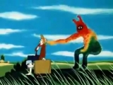 Мультфильм «Контакт» муз. Поль Мариа из х-ф