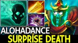 ALOHADANCE Wraith King Surprise Death 7.13 Dota 2