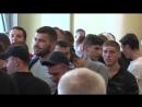 Неонацисты захватили Львовский горсовет