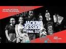JACKING SESSION House 2x2 FINAL Татьяна Латыпова Полина Толстихина vs Xose win