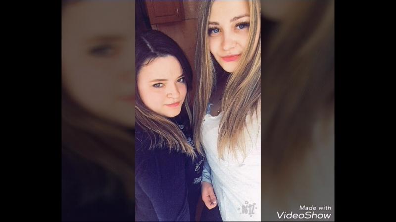 Под фонарём))я и моя любимая любка♥