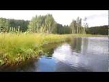 Отдых на оз. Велье в Валдайском национальном парке 2013г.