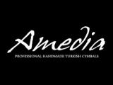 Amedia Cymbals - Vintage Crashes 16
