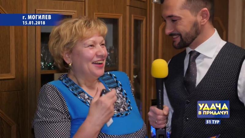 Работница обувной фабрики из Могилева Жанна Павлова выиграла Ниссан Жук