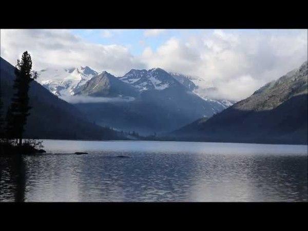 Мультинские озера.Катунский заповедник.Горный Алтай