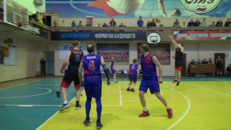 Финал «2 дивизиона» НБЛ 17/18: Т-Директ 87-78 Кристалл (3 игра)