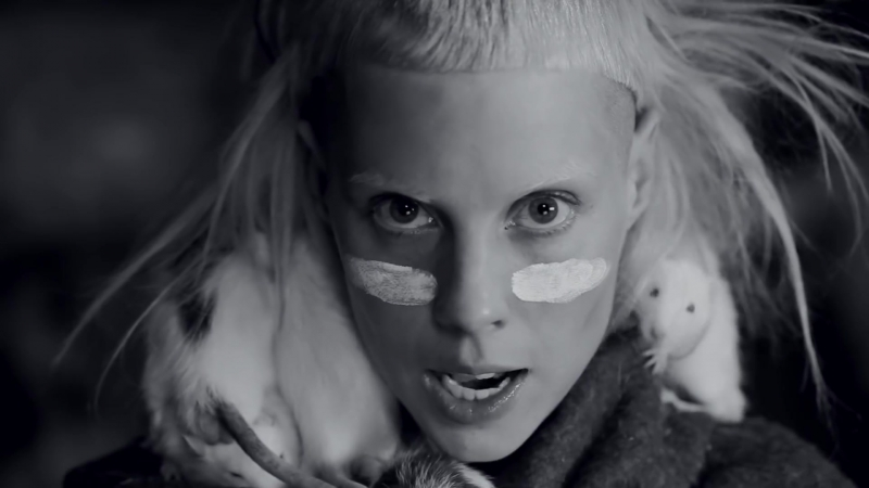 I FINK U FREEKY by DIE ANTWOORD (Official)