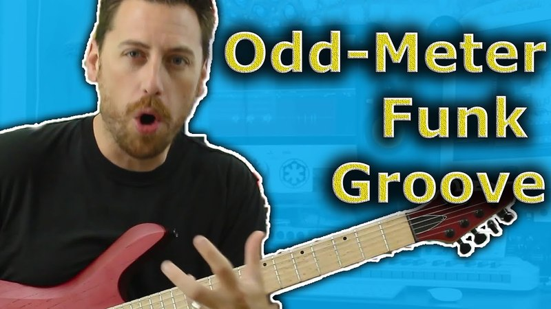 Odd-Meter Lesson with Gregory Bolomey - 74 Funk Groove