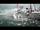 Рыболовецкий сейнер брошенный за долги в порту Петропавловска Камчатского затонул из за снегопада