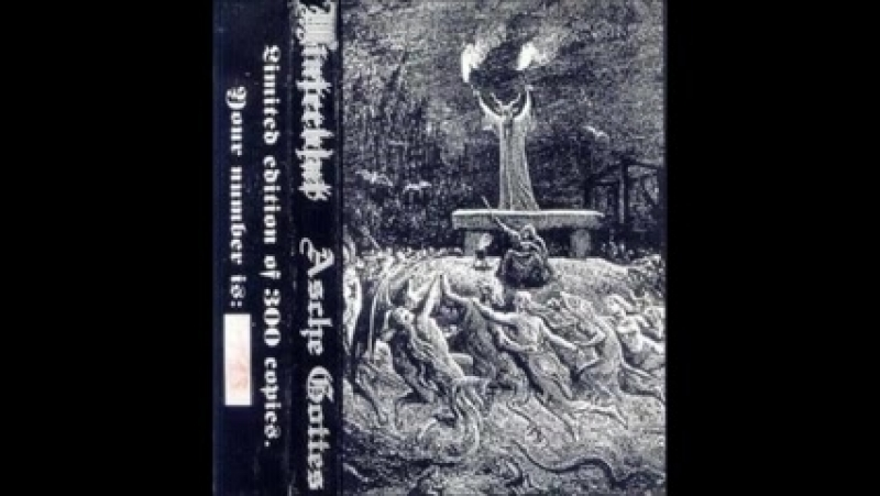 Winterblut - Asche Gottes Demo 1996 German Black Metal