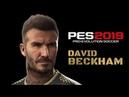 PES 2019 David Beckham Trailer SportMania