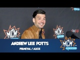 Andrew Lee Potts, Star Of Primeval &amp Alice Interview from MCM Comic Con London - May 2018