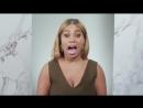ELLE Magazine. Случайные женщины реагируют на помаду MAC Nicki Minaj