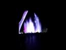 Поющие фонтаны в Олимпийским парке