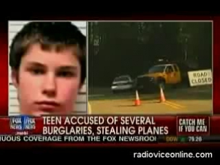Mom of teenage robber blames insurance companies