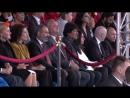Վարչապետ Փաշինյանը տիկնոջ հետ ներկա է գտնվել ֆուտբոլի աշխարհի առաջնությանը նվիրված գալա համերգին