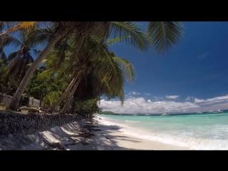 ФИЛИППИНЫ. Огромный прилив - пляж о.Панглао