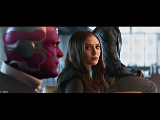 Vision and Wanda ○ Be my shelter ○ MARVEL videos