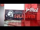 Região metropolitana de Curitiba tem cada vez mais outdoors por Lula Livre