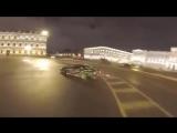 Дрифт в центре Санкт Петербурга