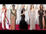 2018 Oscars Red Carpet Best Dressed Fashion