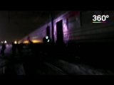 На белорусском направлении встали электрички