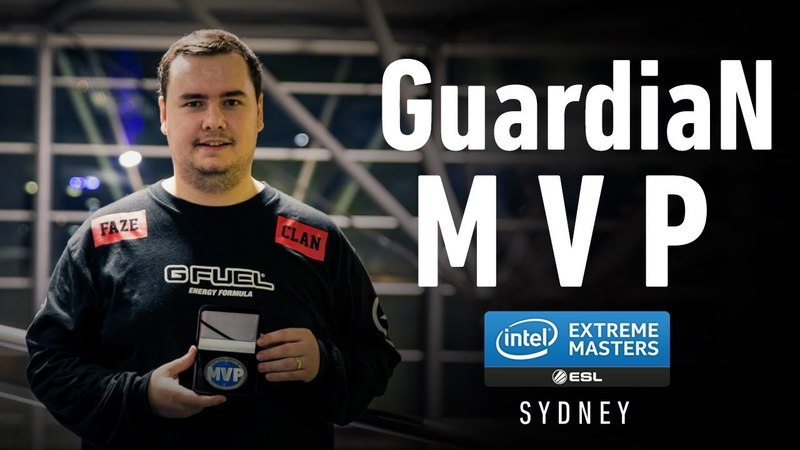 GuardiaN - HLTV MVP by Betway of IEM Sydney 2018