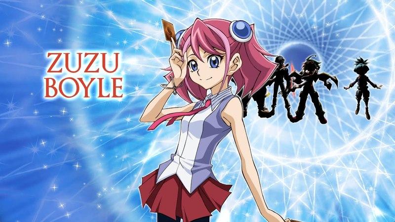 Yu-Gi-Oh! ARC-V Zuzu Profile