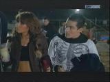 Anahi y Alfonso - Besame (La Familia)
